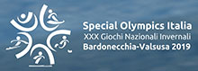 Banner Special Olympics Italia