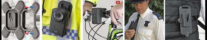 Hytera Bodycam Accessori