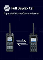 Hytera PD985 Full Duplex